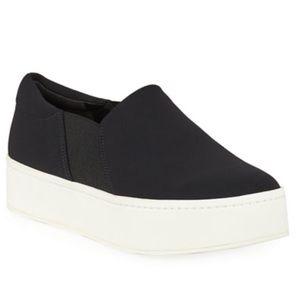 Vince Warren Micro-Stretch Platform Sneakers 8 38